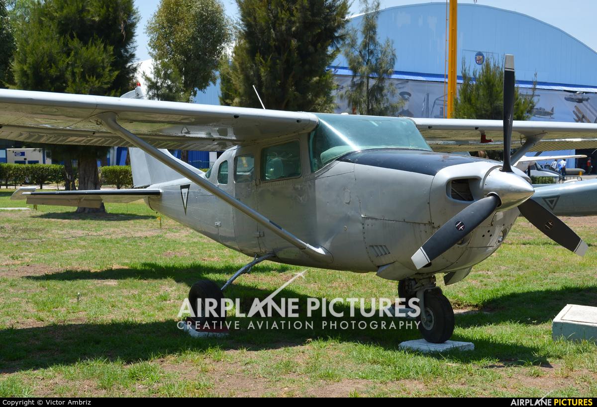Mexico - Air Force 5506 aircraft at Santa Lucia AB