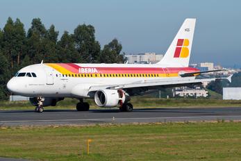EC-HGS - Iberia Airbus A319