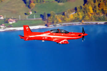 A-104 - Switzerland - Air Force Pilatus PC-21