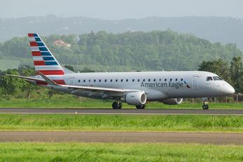 N442YX - American Eagle Embraer ERJ-175 (170-200)