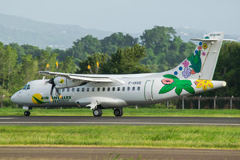 F-OIXE - Air Antilles Express ATR 42 (all models)