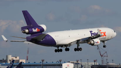 N615FE - FedEx Federal Express McDonnell Douglas MD-11F