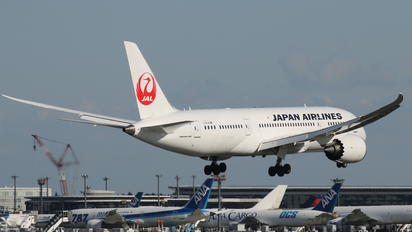 JA821J - JAL - Japan Airlines Boeing 787-8 Dreamliner