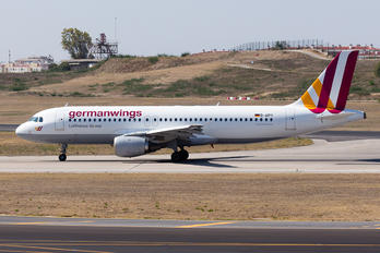 D-AIPY - Germanwings Airbus A320