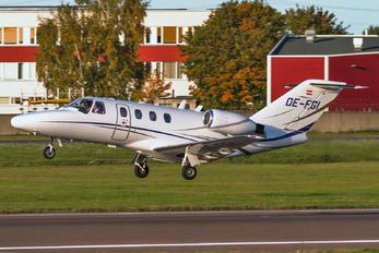 OE-FGI - Jetalliance Cessna 525 CitationJet