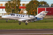 OE-FGI - Jetalliance Cessna 525 CitationJet aircraft