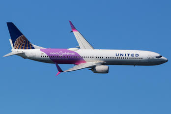 N66848 - United Airlines Boeing 737-900ER