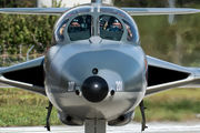 J-4201 - Private Hawker Hunter T.68 aircraft