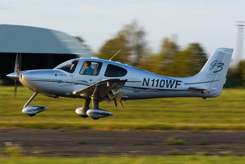 N110WF - Private Cirrus SR22