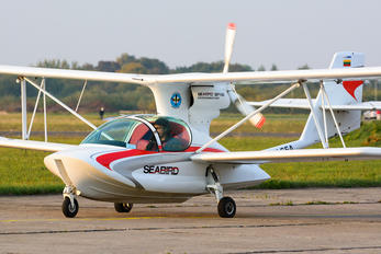 LY-SEA - Private EDRA Aeronautica Super Petrel SP 100
