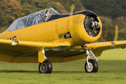 G-DDMV - Private North American Harvard/Texan (AT-6, 16, SNJ series) aircraft