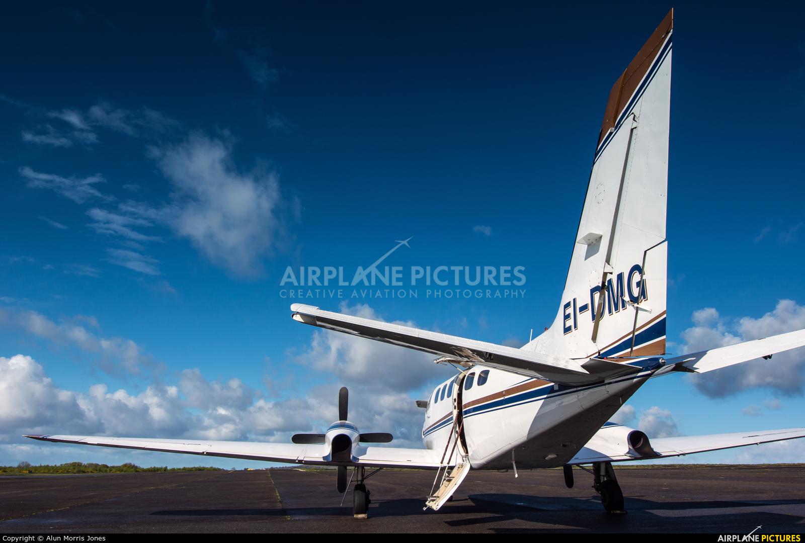 Private EI-DMG aircraft at Swansea