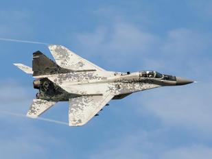 0921 - Slovakia -  Air Force Mikoyan-Gurevich MiG-29AS