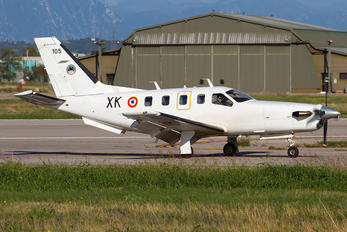 105 - France - Air Force Socata TBM 700