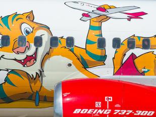 TC-TJB - Corendon Airlines Boeing 737-300