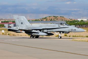 C.15-70 - Spain - Air Force McDonnell Douglas EF-18A Hornet
