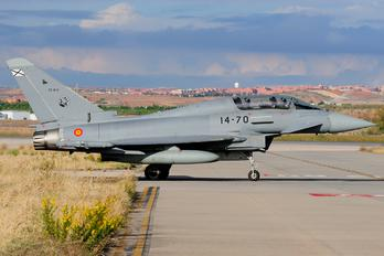 CE.16-11 - Spain - Air Force Eurofighter Typhoon