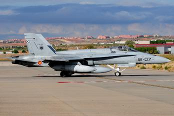 C.15-49 - Spain - Air Force McDonnell Douglas EF-18A Hornet