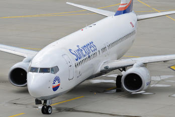 TC-SUV - SunExpress Boeing 737-800