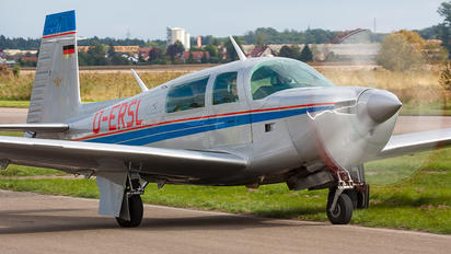 D-ERSL - Private Mooney M20J