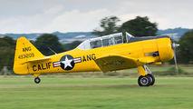 G-DDMV - Private North American Harvard/Texan (AT-6, 16, SNJ series) aircraft