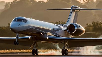 N50JE - Private Gulfstream Aerospace G-V, G-V-SP, G500, G550