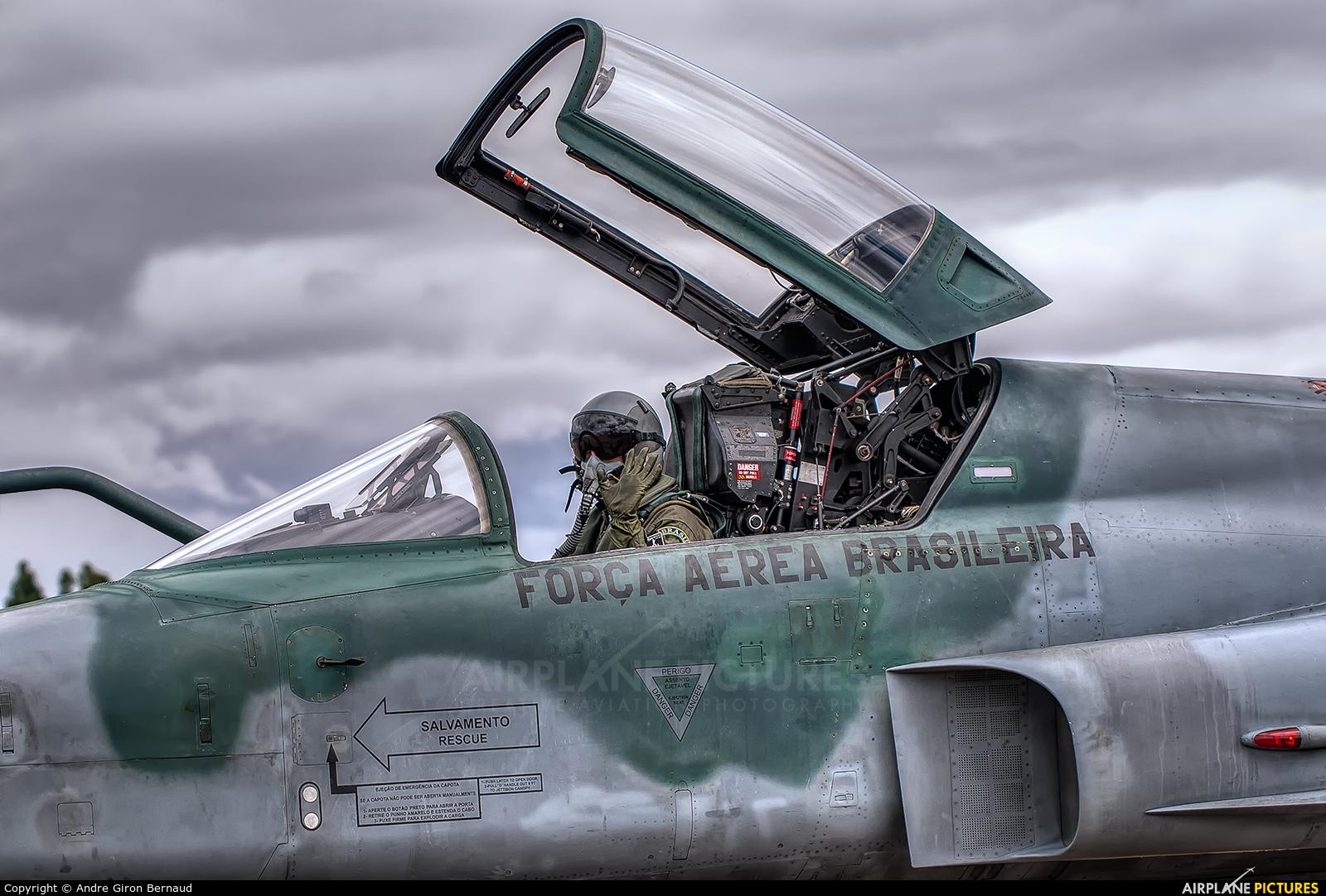 Brazil - Air Force 4828 aircraft at Canoas