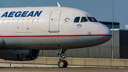 SX-DGE - Aegean Airlines Airbus A320