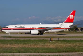 EI-FDS - Meridiana Boeing 737-800