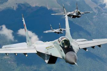 32 - Bulgaria - Air Force Mikoyan-Gurevich MiG-29