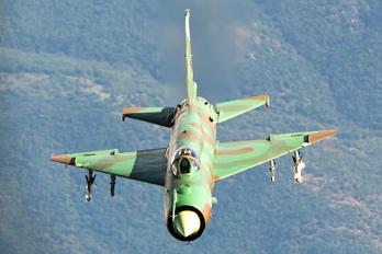 114 - Bulgaria - Air Force Mikoyan-Gurevich MiG-21bis