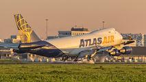 N412MC - Atlas Air Boeing 747-400F, ERF aircraft