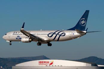 PH-BXO - KLM Boeing 737-900