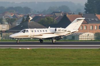 OE-FXM - Private Cessna 525A Citation CJ2