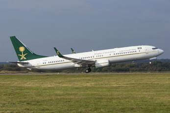 HZ-MF6 - Private Boeing 737-900 BBJ3