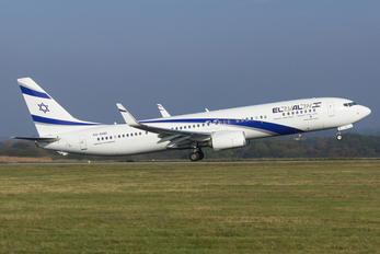 4X-EHD - El Al Israel Airlines Boeing 737-900