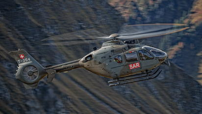 T-364 - Switzerland - Air Force Eurocopter EC635