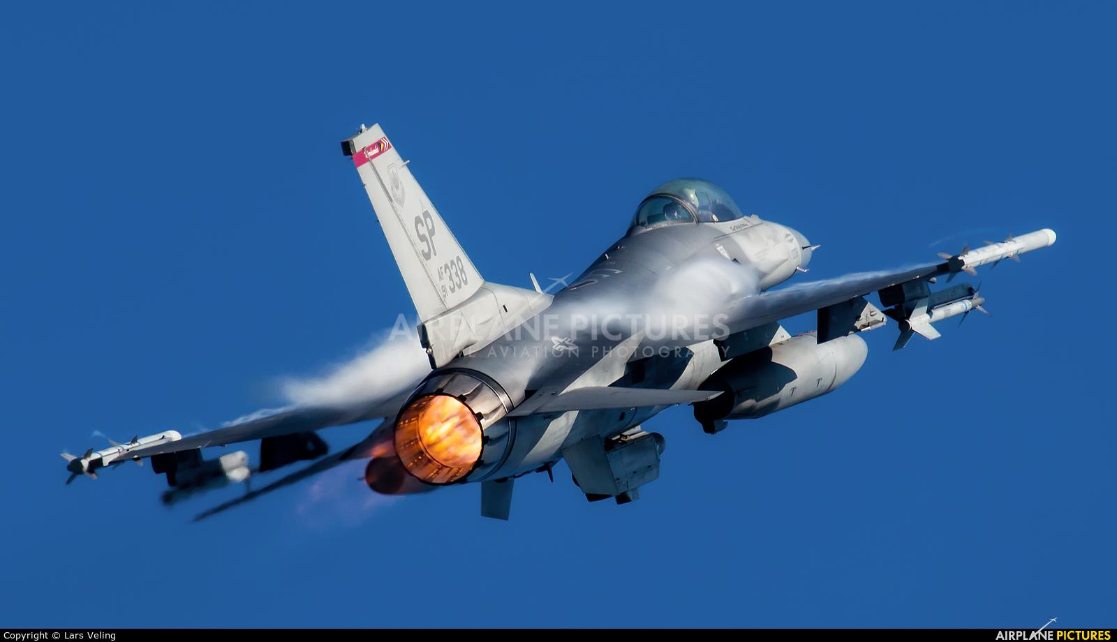 USA - Air Force 91-0388 aircraft at Spangdahlem