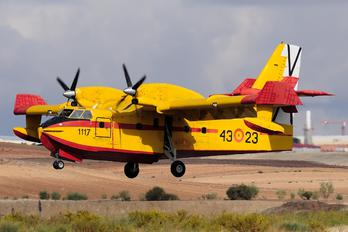 UD.13T-23 - Spain - Air Force Canadair CL-215T