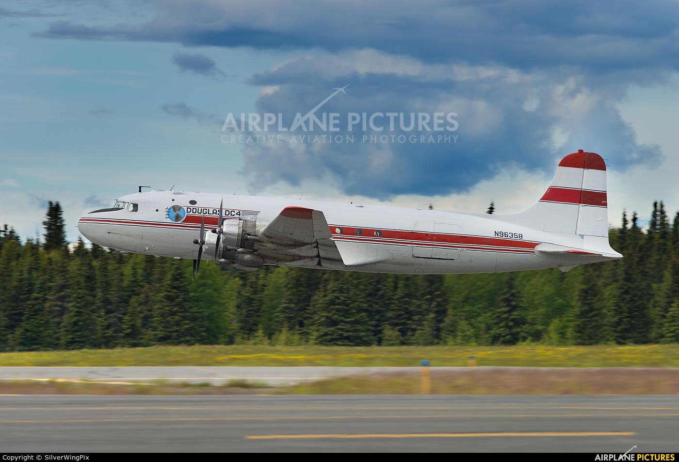 Alaska Air Fuel N96358 aircraft at Kenai Municipal