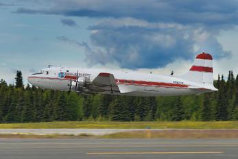 N96358 - Alaska Air Fuel Douglas C-54D Skymaster