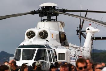 402-23 - Spain - Air Force Eurocopter AS332 Super Puma