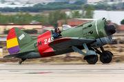 CM-249 - Fundación Infante de Orleans - FIO Polikarpov I-16 Type 24 Ishak aircraft