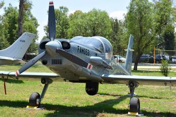 5053 - Mexico - Air Force Schweizer SA2-37B