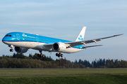 PH-BHA - KLM Boeing 787-9 Dreamliner aircraft