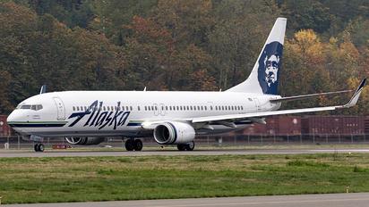 N487AS - Alaska Airlines Boeing 737-900ER