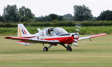 G-CBAB - Private Scottish Aviation Bulldog