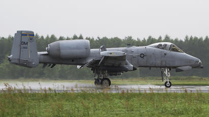 81-0966 - USA - Air Force Fairchild A-10 Thunderbolt II (all models)