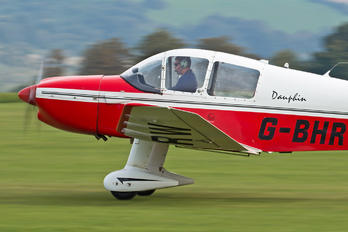 G-BHRW - Private CEA Jodel DR221 Dauphin