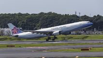 B-18305 - China Airlines Airbus A330-300 aircraft